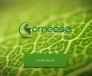 Realizzazione sito internet Omeosei