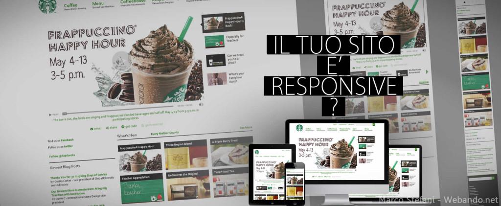 siti internet resposive